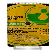 Little River Band Side 2 Shower Curtain