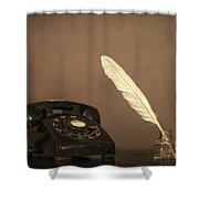 Lived To Tell Shower Curtain