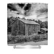 Livery Barn 17834 Shower Curtain