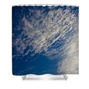 Living Sky 1 Shower Curtain