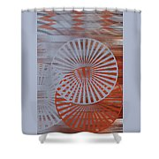 Living Spaces No 1 Shower Curtain