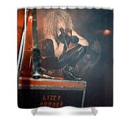 Lizzy Borden Shower Curtain
