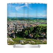 Llandudno Panorama Shower Curtain