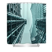 Lloyds Reflected Shower Curtain