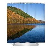 Llyn Geirionydd Shower Curtain