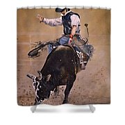 Load Of Bull Shower Curtain