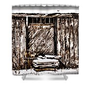 Loading Dock Shower Curtain