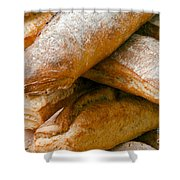 Loaves Shower Curtain