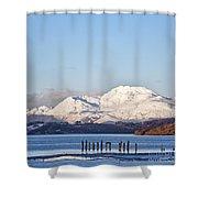 Loch Lomond 01 Shower Curtain