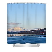 Loch Lomond 02 Shower Curtain