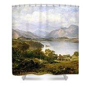 Loch Lomond, 1861 Shower Curtain