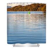 Loch Lomond Portrait Shower Curtain