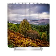 Loch Loyne Shower Curtain