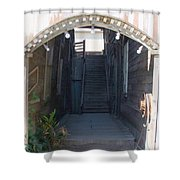 Locke Chinatown Series - Star Theatre - 2 Shower Curtain