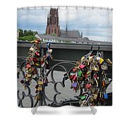 Locks Of Love 2 Shower Curtain