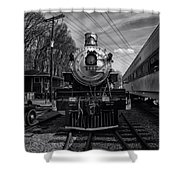 Loco 385 Shower Curtain