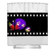 Loco Shower Curtain