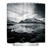 Lofoten Beauty Shower Curtain