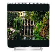 Loggia Valmarana On The Seriola Shower Curtain