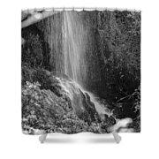 Loja Waterfall Mono Shower Curtain