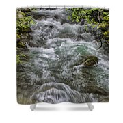 Lolo Pass Shower Curtain