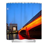 London Bridge. Shower Curtain