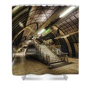 London Bridge Station 1.0 Shower Curtain