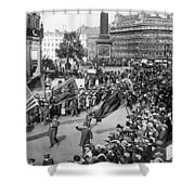 London Parade, C1915 Shower Curtain