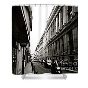 London Street Shower Curtain