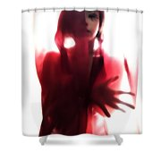 Lone Shower Curtain