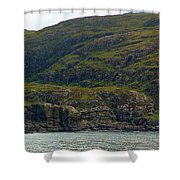 Lonely Coast 1 Shower Curtain