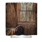 Lonely Room  Shower Curtain