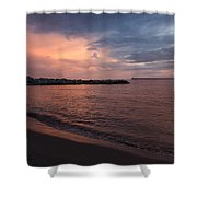 Lonesome Blues.. Shower Curtain