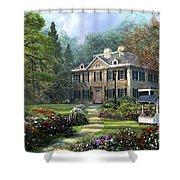 Long Fellow House Shower Curtain