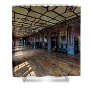 Long Gallery Shower Curtain