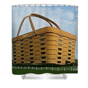 Longaberger Basket Company Nf Shower Curtain