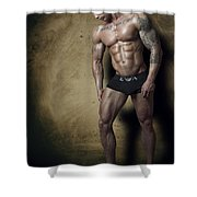 Look Shower Curtain