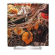 Look Of Fall Shower Curtain