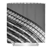 Look To The Sky 18 Shower Curtain