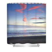 Looking East Shower Curtain