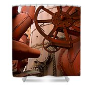 Looking For A Way Out   #1642 Shower Curtain