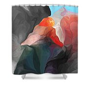 Looking For Adventure Shower Curtain