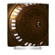 Looking Up London Saint Paul's 2 Shower Curtain