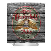 Lord Chesterfield Ale Shower Curtain