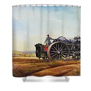 Lord Kitchener And General French Shower Curtain