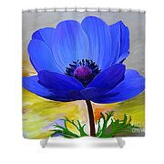 Lord Lieutenant Shower Curtain