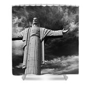 Lord Of The Skies 2 Shower Curtain by James Brunker