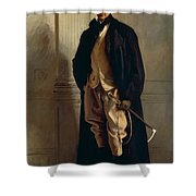 Lord Ribblesdale Shower Curtain