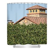 Lorimar Above The Vines Shower Curtain