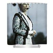 Lorrie Morgan Shower Curtain